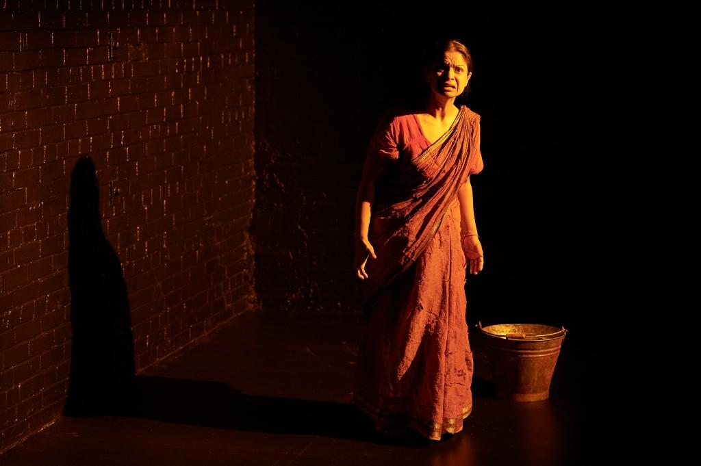 Anusree Roy in PYAASA. Photo Credit: Michael Cooper