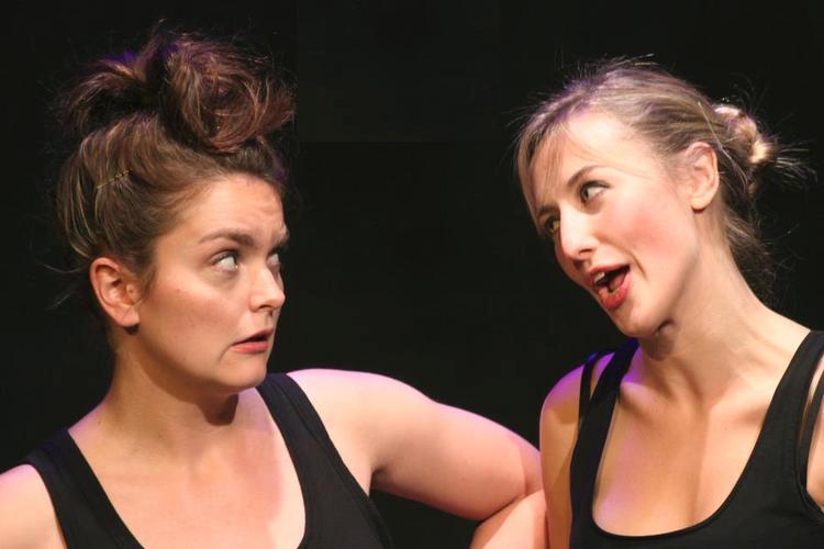 Briana Templeton & Gwynne Phillips