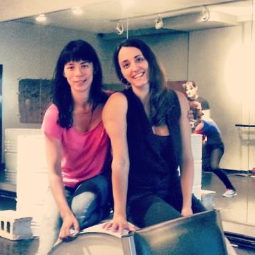 Jessica Carmichael and Donna Marie Baratta, Co-directors of girls! girls! girls!