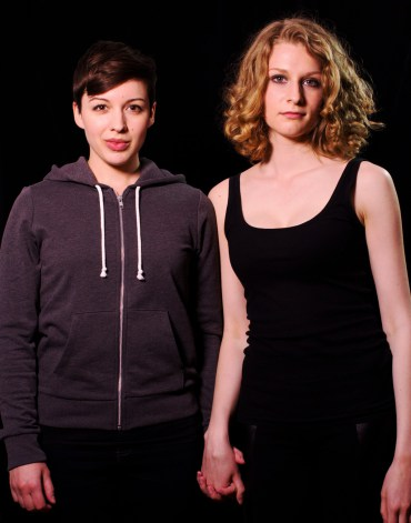 Romeo & (her) Juliet: Leslie McBay & Krystina Bojanowski