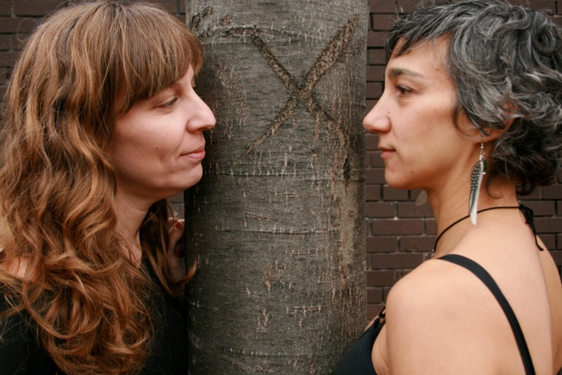 Jenna Harris and Michelle Polak from Mine.