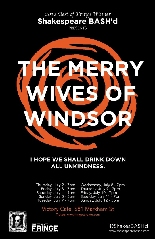 Merry Wives - Poster