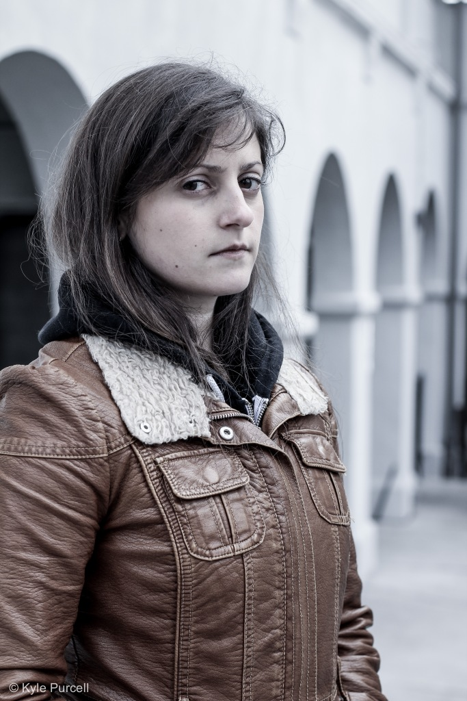 Photo of Jennifer Dzialoszynski by Kyle Purcell