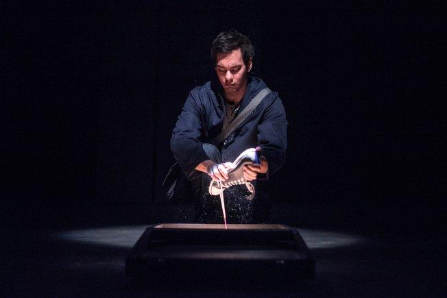 Photo of David Yee by Dahlia Katz