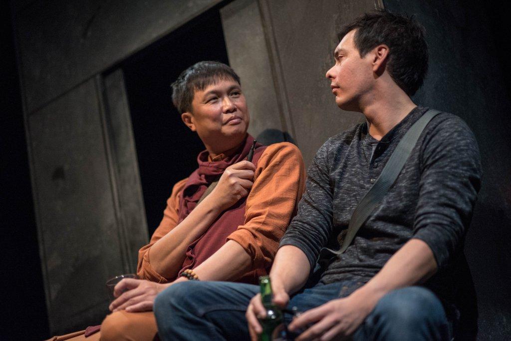 Photo of John Ng & David Yee by Dahlia Katz